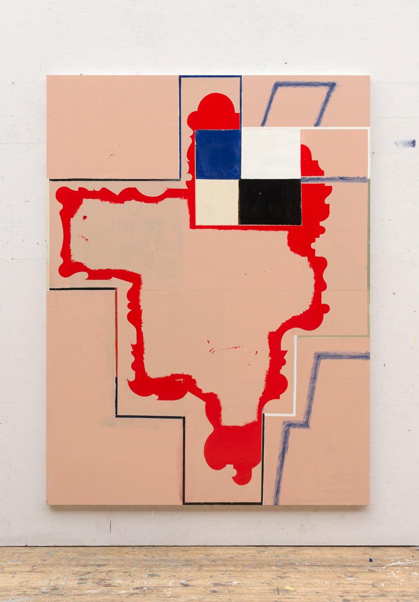 La Chance, 2017. Atelier Pica Pica: Jerome Degive, Manuel Falcata, Boris Magotteaux