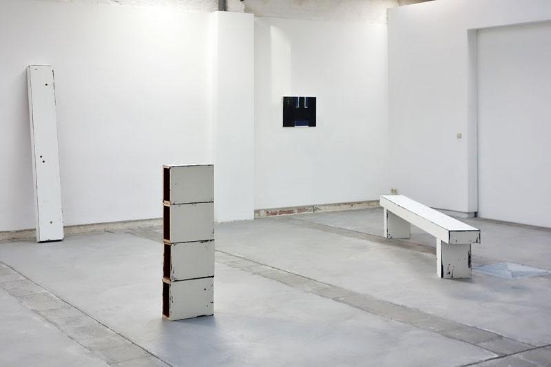 Aotearoa, exhibition view, 2016. Atelier Pica Pica: Jerome Degive, Manuel Falcata, Boris Magotteaux